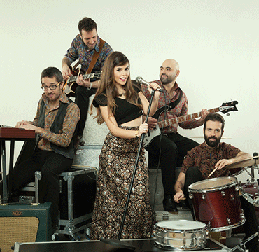 MARINA BBFACE & THE BEATROOTS