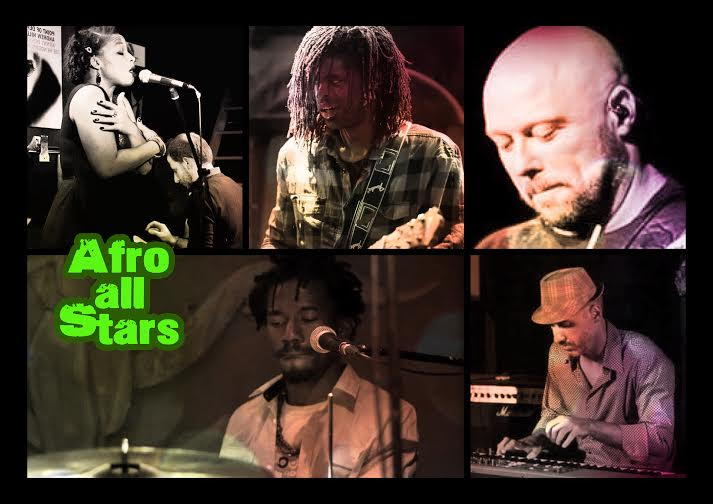 AFRO ALL STARS