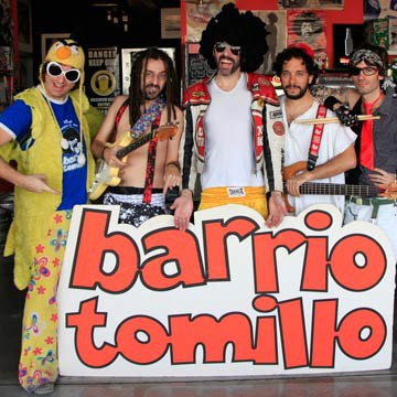 BARRIO TOMILLO